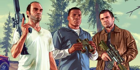 grand theft auto v has grossed more than any movie ever made
