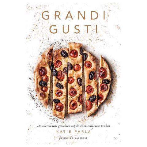 italiaans kookboek grandi gusti