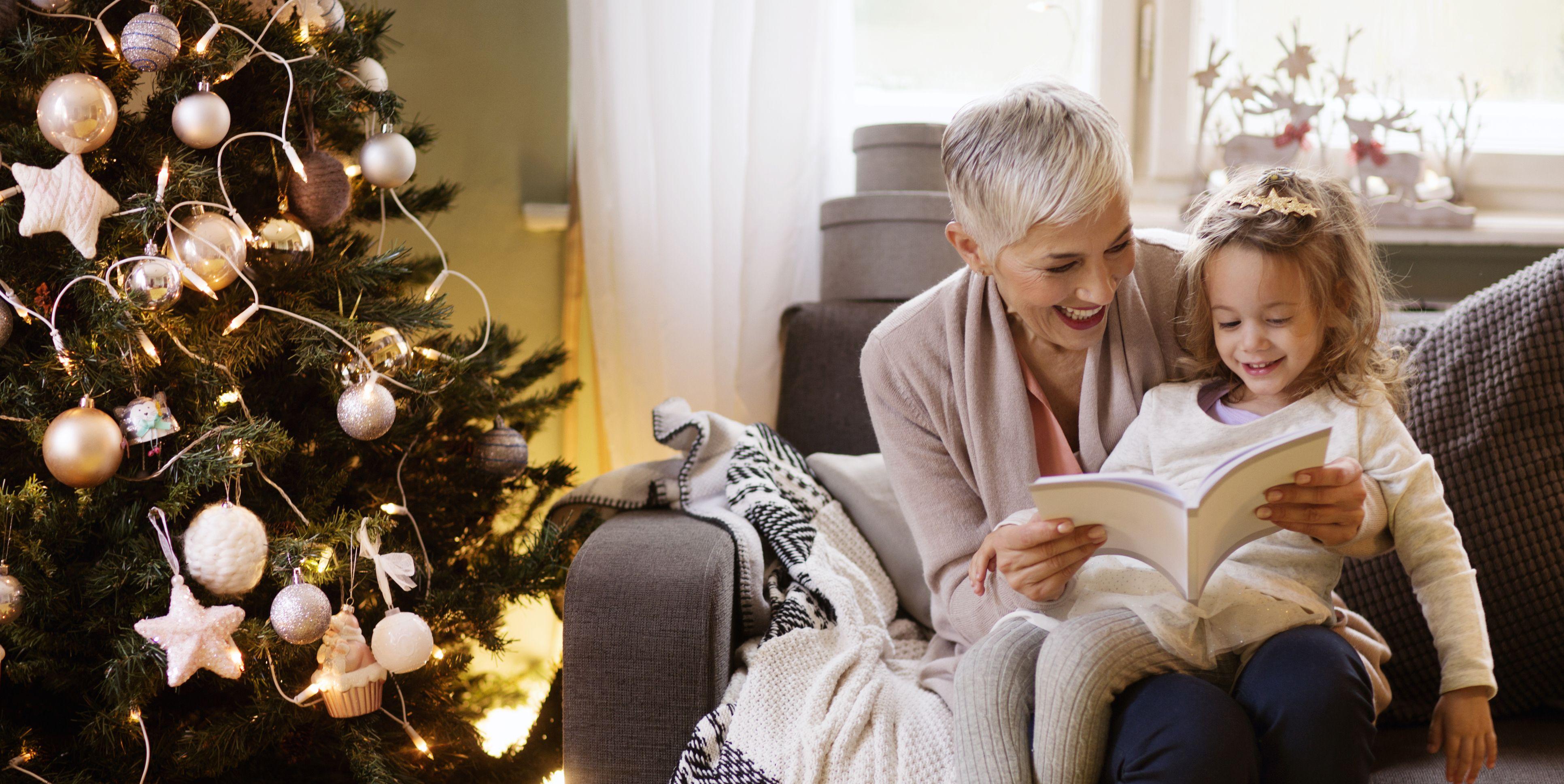 Libros para niños en Navidad