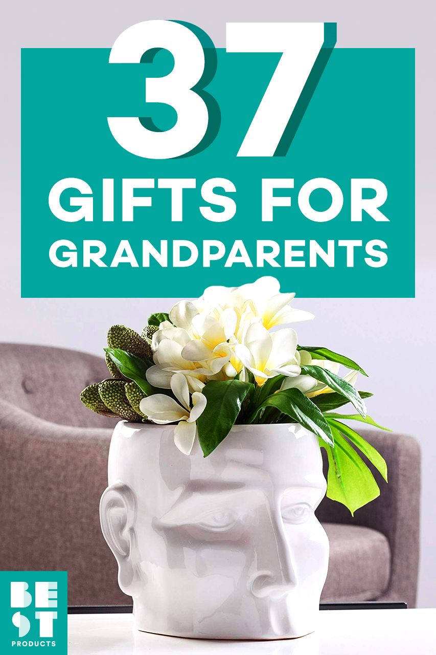 sc 1 st  BestProducts.com & 40+ Best Gifts for Grandparents in 2019 - Grandparent Gift Ideas
