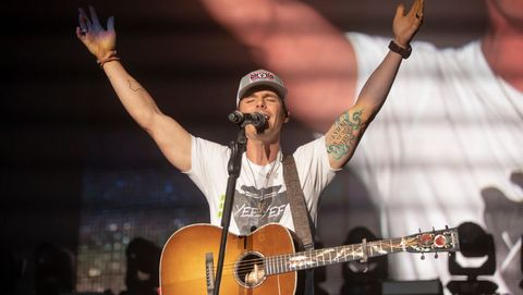 Granger Smith Makes First Public Appearance Following the Death of His 3-Year-Old Son