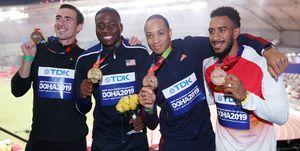 Orlando Ortega,Doha 2019, balance España Mundial de atletismo