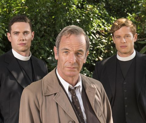 Grantchester Season 5: Everything We Know So Far