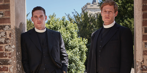Grantchester series 4: Tom Brittney, James Norton