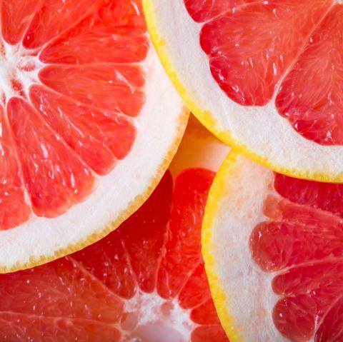 grapefruit background