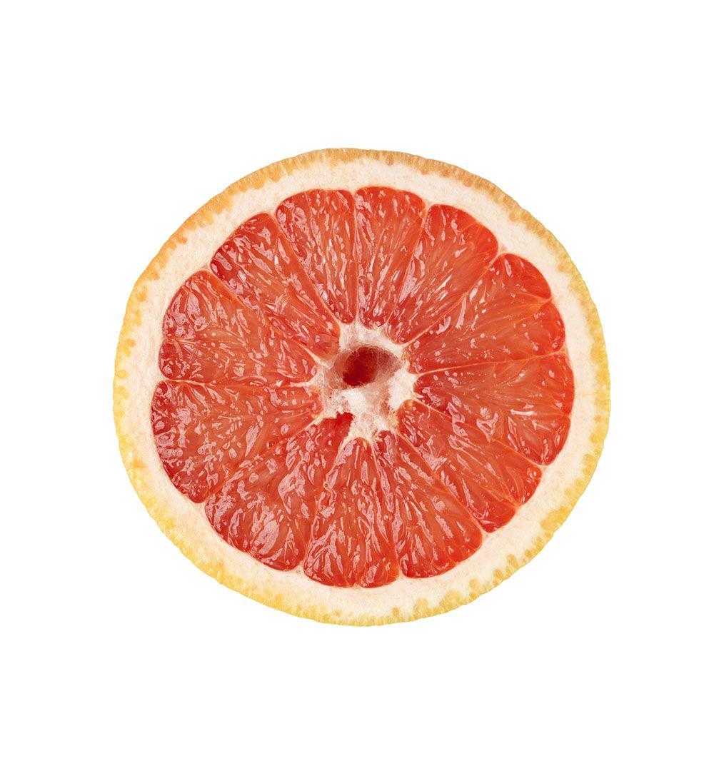 грейпфрутовая половина