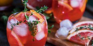 lidl hortus grapefruit and elderflower gin