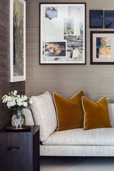16 Beautiful Rooms With Grasscloth Wallpaper Best