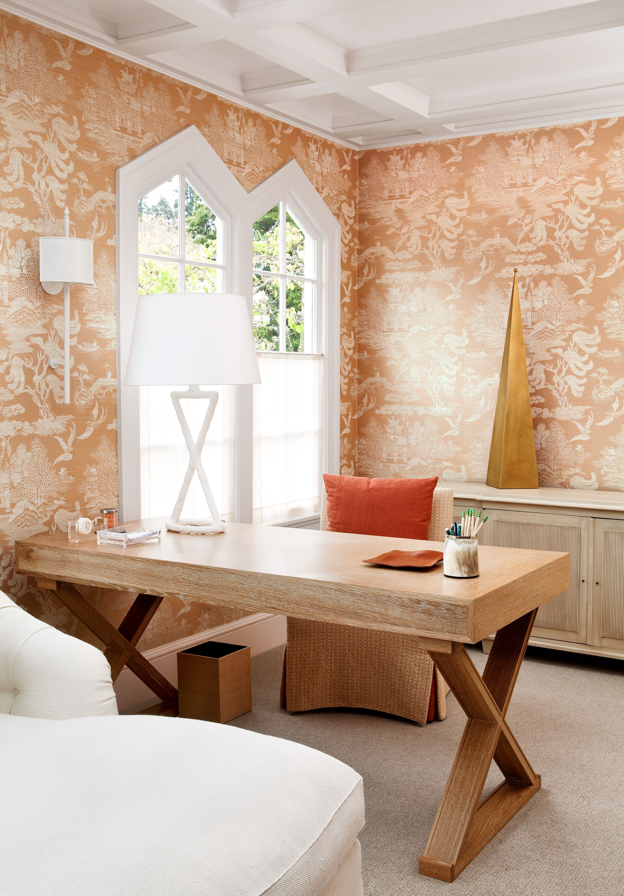 20 Beautiful Rooms With Grasscloth Wallpaper Best Grasscloth Wallpaper Ideas