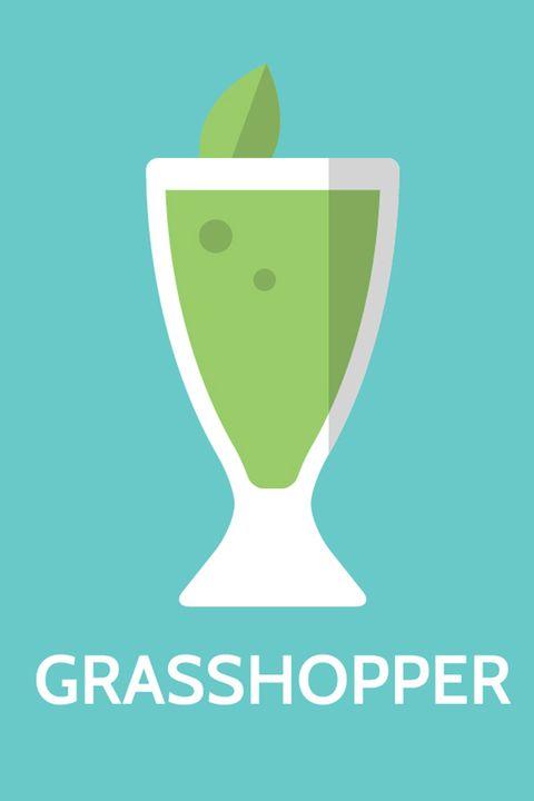 Grasshopper - Classic Cocktails