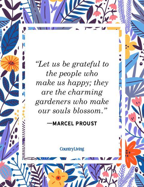 gratitude quotes marcel proust