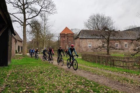 Gravelroute Wanroij Noord-Brabant