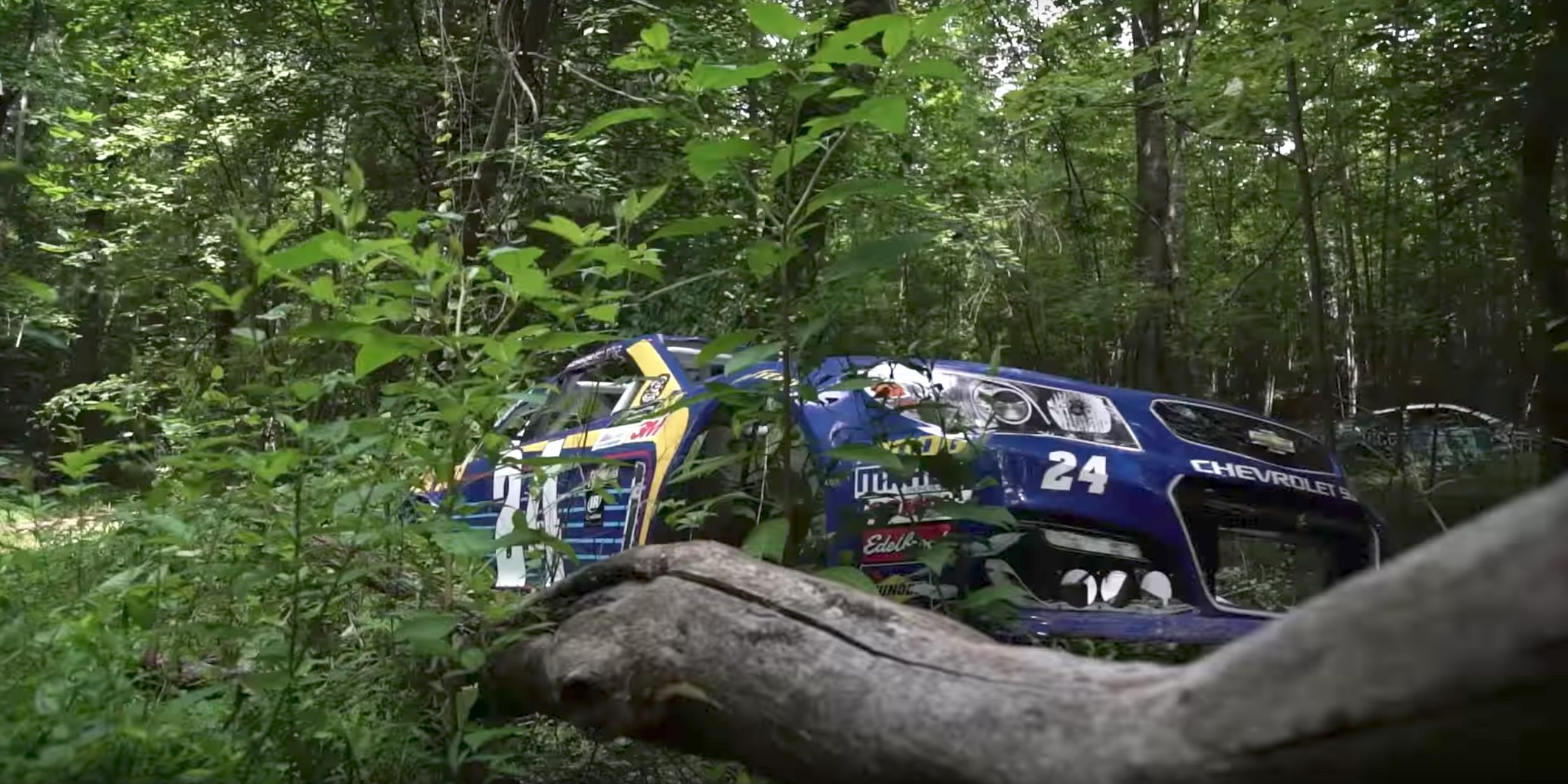 Check Out Dale Earnhardt Jr S Secret Race Car Graveyard