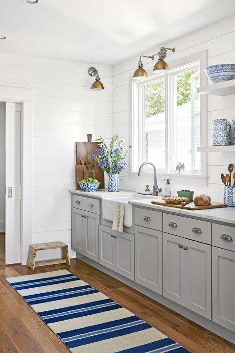 15 Best Galley Kitchen Design Ideas - Remodel Tips for ...