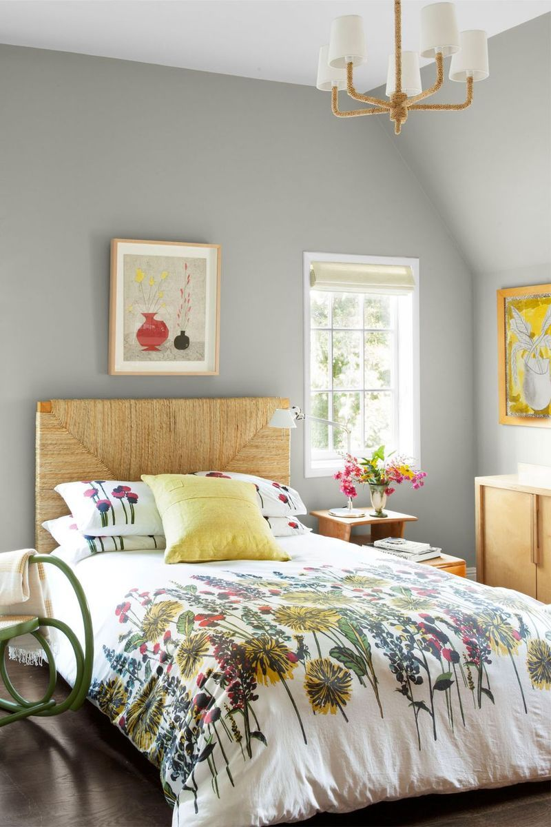 12 Serene Gray Bedroom Ideas - Decorating with Gray
