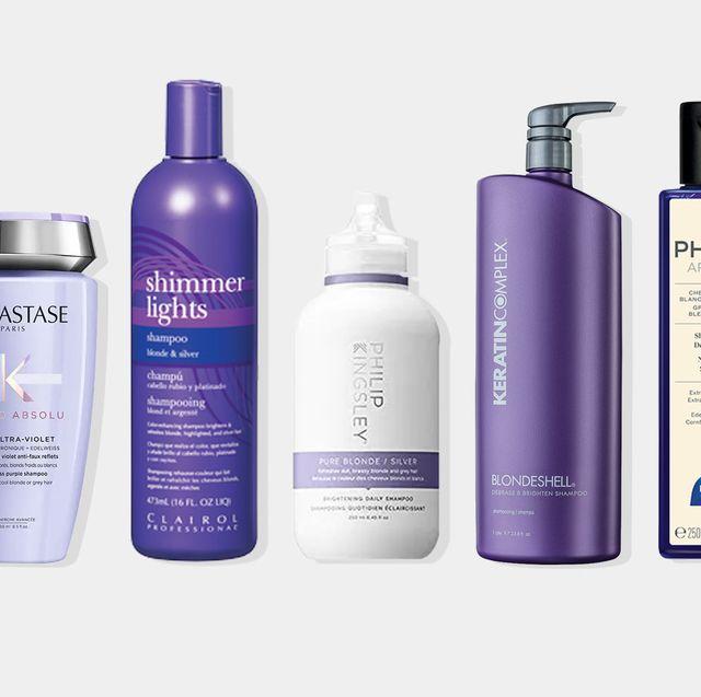 gray hair shampoos
