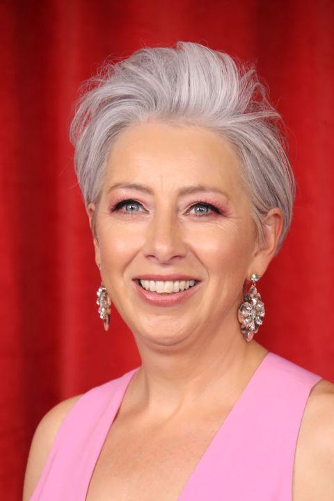 gray hair color ideas  sarah moyle