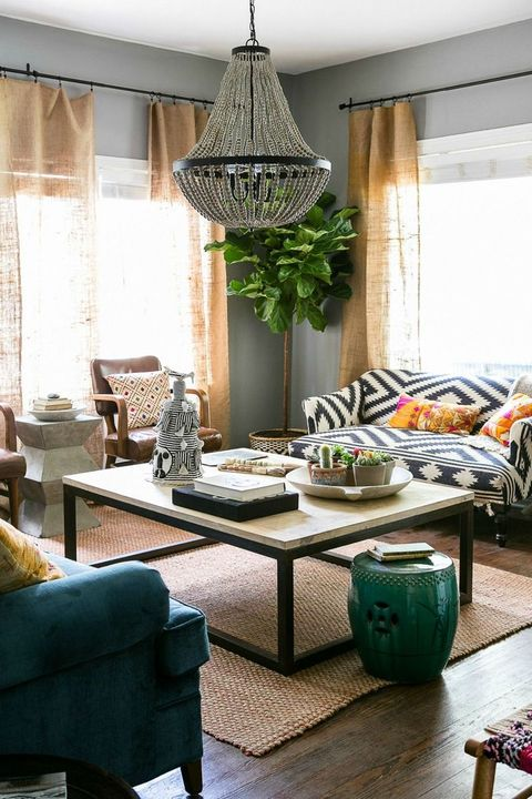 12 Gorgeous Gray Living Room Ideas, How To Decorate Gray Living Room