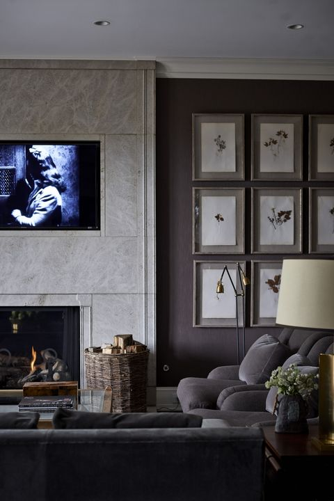 35 Best Gray Living Room Ideas How To, Living Room Paint Ideas With Grey Furniture