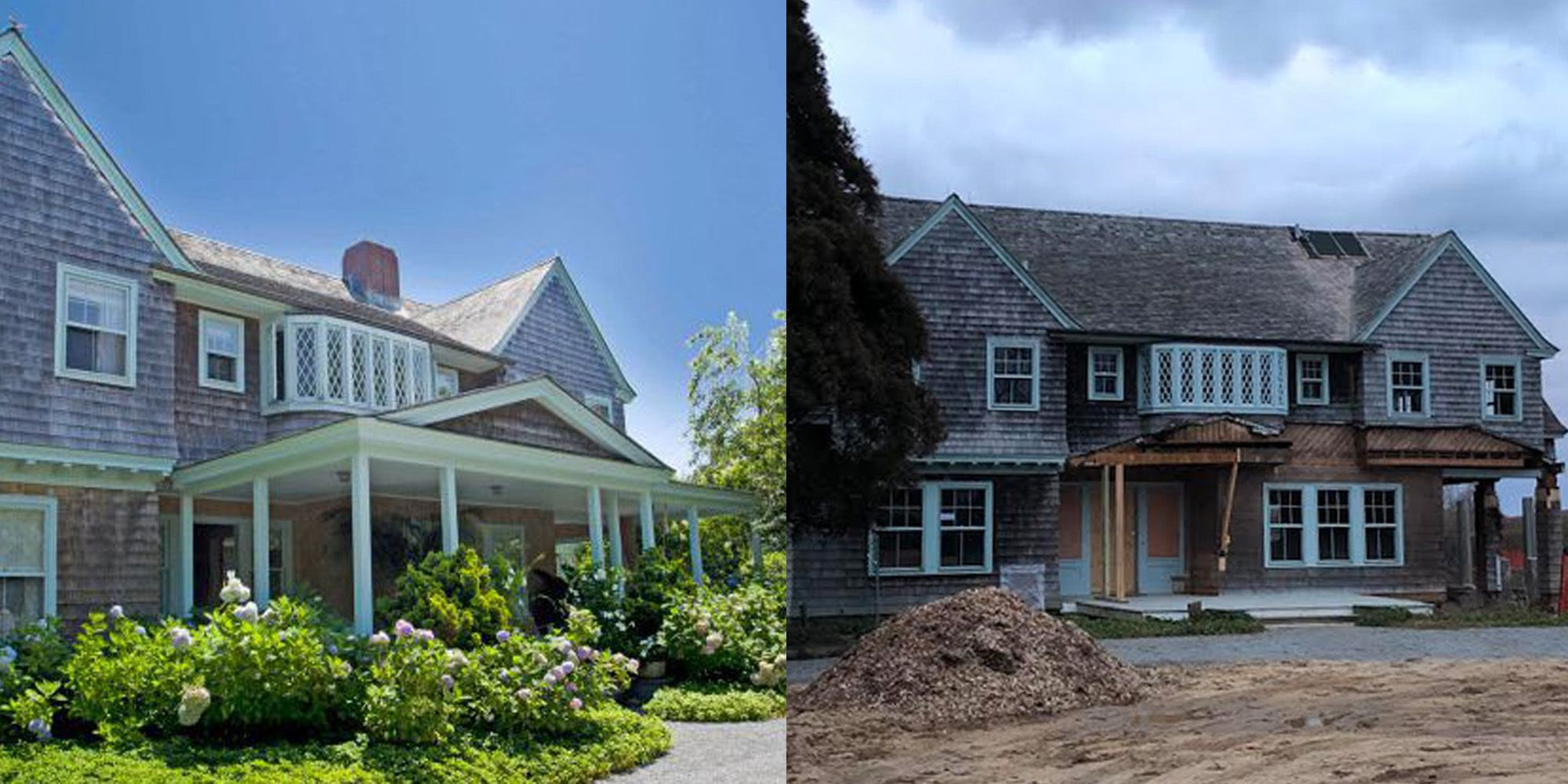 The Grey Gardens Renovation Is Underway And People Aren T Hy About It