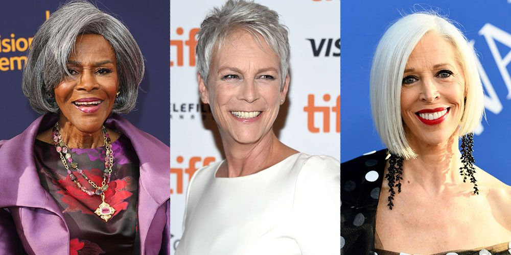 21 Best Gray Hair Color Ideas Hair Tips For Going Gray