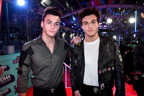 Do Grayson and Ethan Dolan Have Girlfriends - Are Dolan