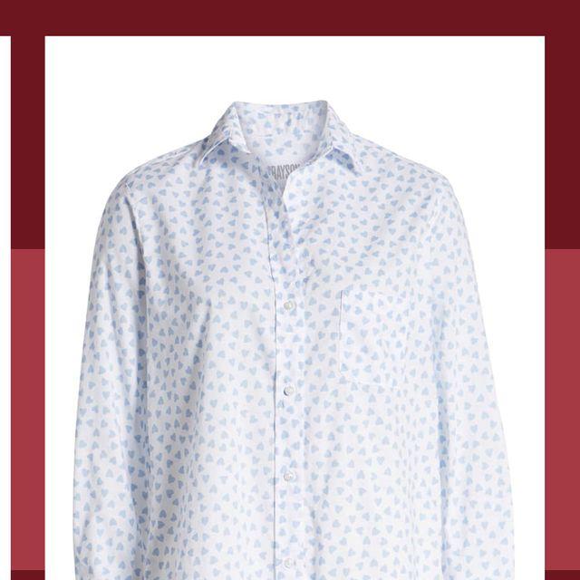 Clothing, White, Sleeve, Shirt, Collar, Outerwear, Dress shirt, Blouse, Top, Button,