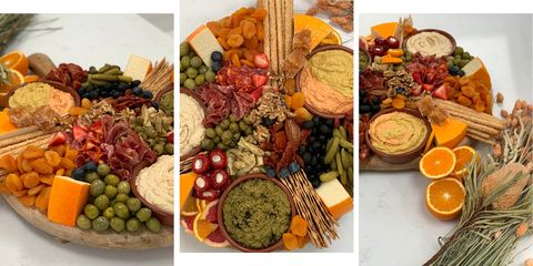 Grazing Table Ideas Christmas Party Food Ideas