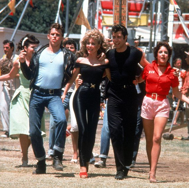 Wonderbaar 27 'Grease' Halloween Costumes: Pink Ladies, Danny Zuko, and More JS-52