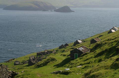 Great Blasket Island, Ireland -