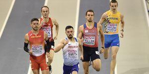 European Indoor Athletics Championships - Day One - Emirates Arena