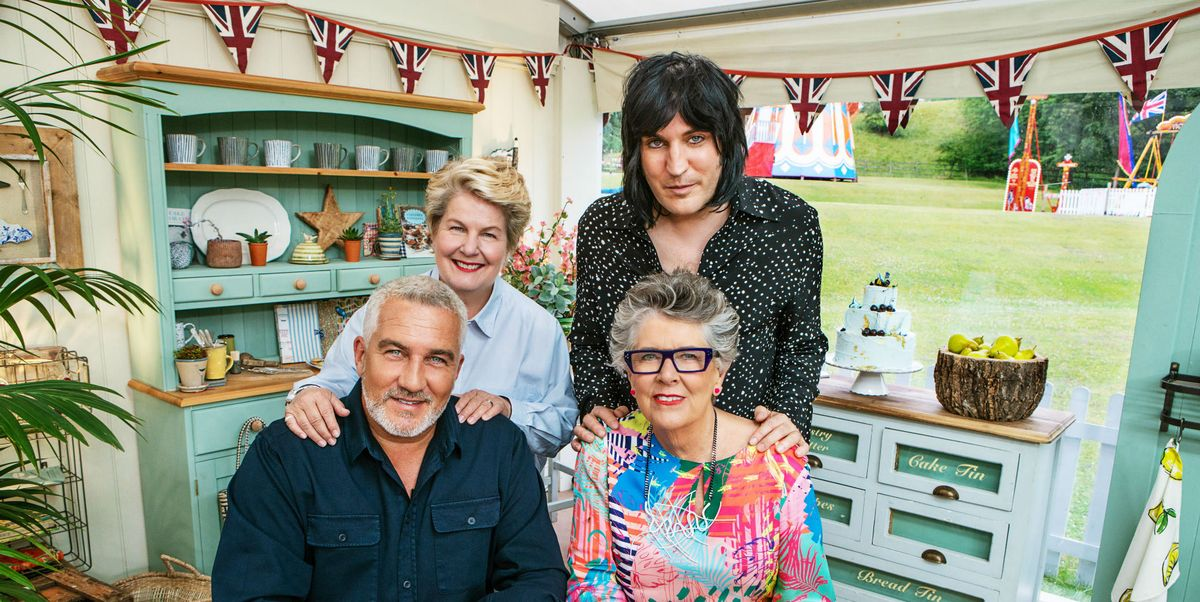 Celebrity Bake Off first look confirms premiere for March 10