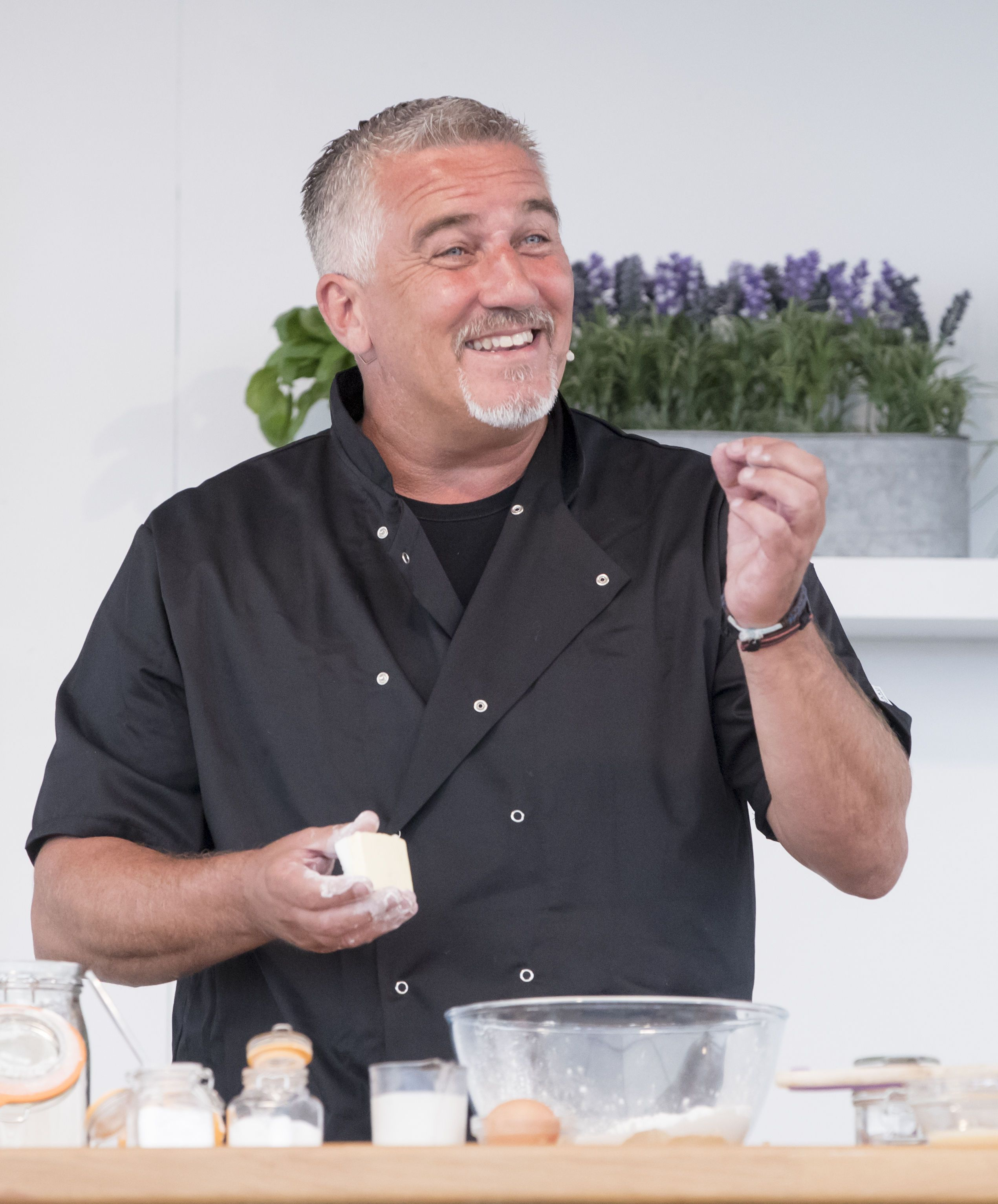 'The Great British Bake Off' Judge Paul Hollywood Says Some Of The Show's Challenges Are 'Too Difficult'