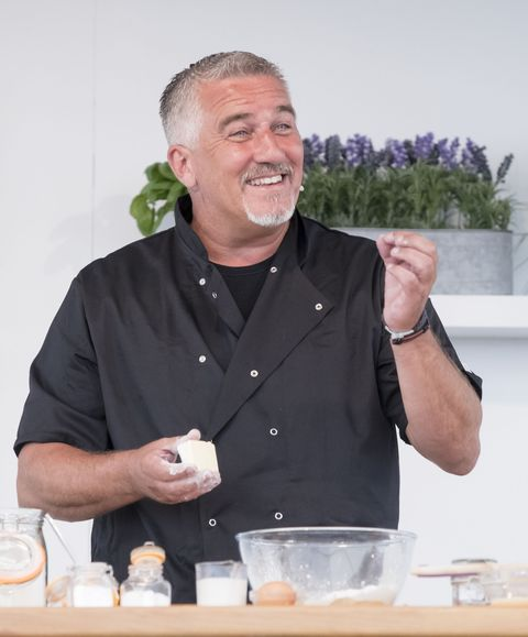 Great British Bake Off' Judge Paul Hollywood Says Challenges