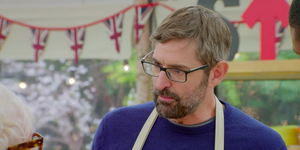 Louis Theroux, Great British Bake Off