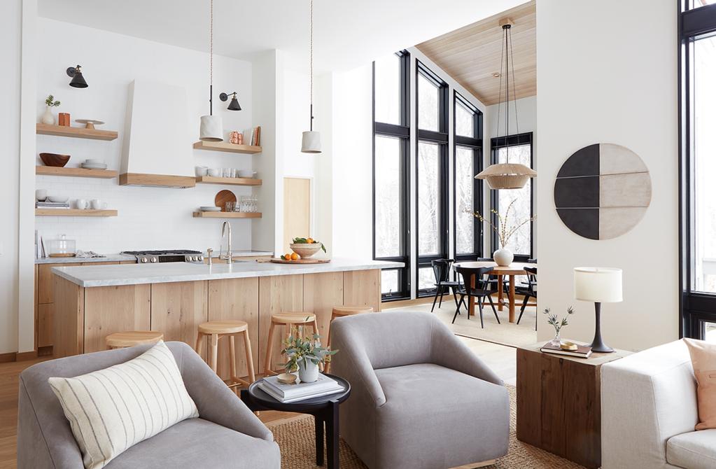 18 Great Room Ideas , Open Floor Plan Decorating Tips