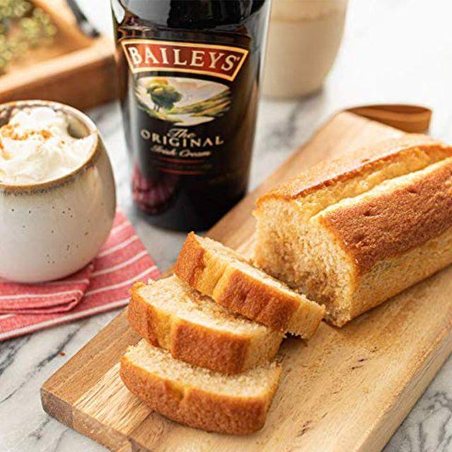 great spirits baking co baileys irish cream loaf cake