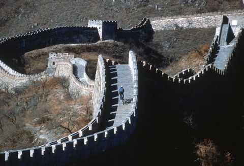 Kevin Foster Great Wall of China