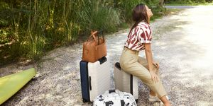 Away luggage - Great Point suitcase collection