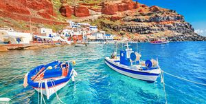 Travelling to Europe after Brexit: Greece holidays