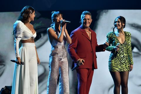 The 20th Annual Latin GRAMMY Awards - Roaming Show