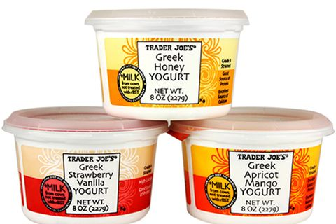 Trader Joe's Greek Yogurt