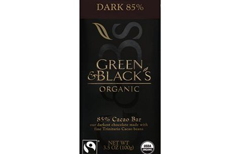 Green and Black Organic chocolate bar