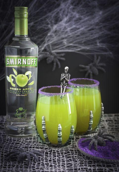 Smirnoff Halloween Cocktail