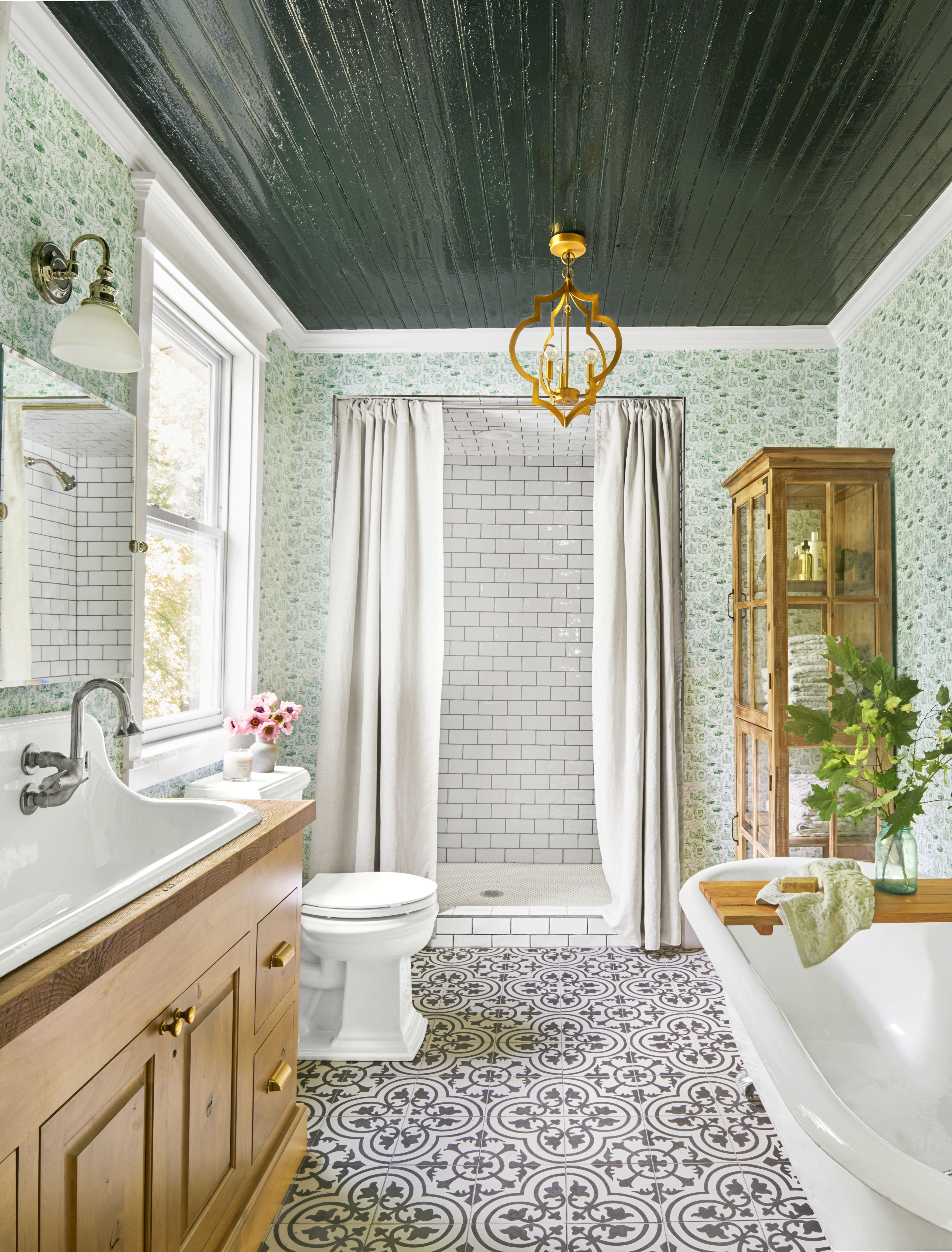12 Bathroom Decorating Ideas - Pictures of Bathroom Decor and Designs