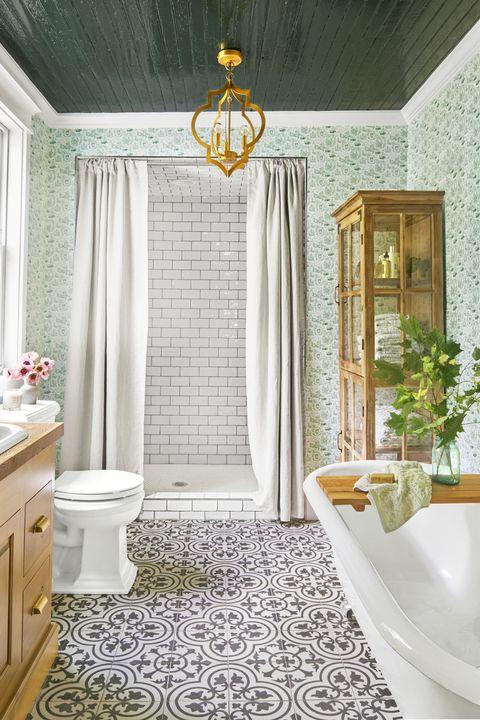. 50 Bathroom Decorating Ideas   Pictures of Bathroom Decor and Designs