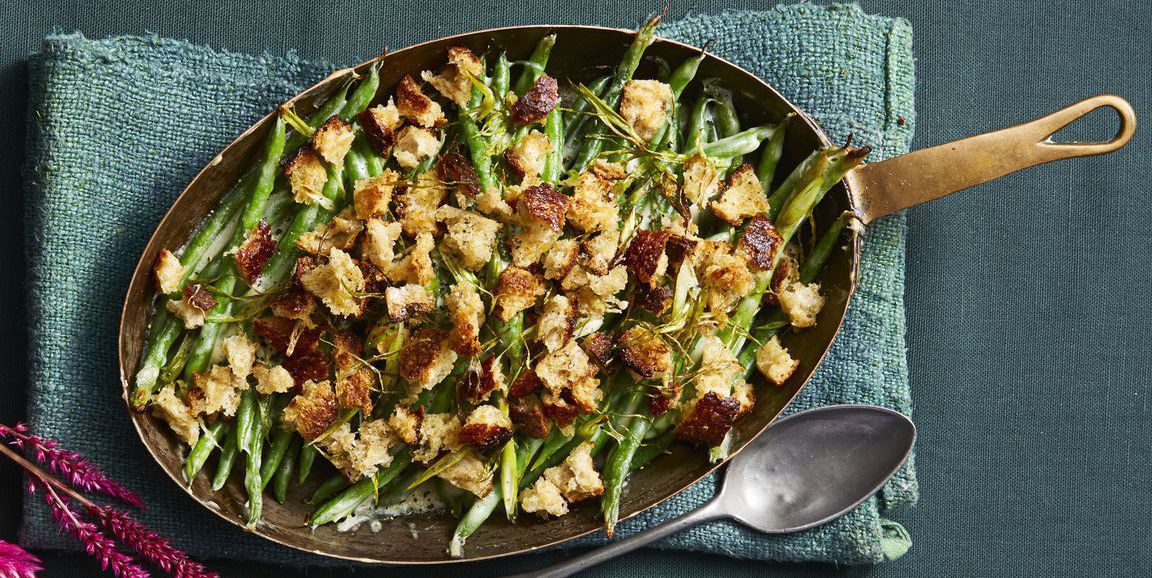 31 Best Green Bean Recipes For Thanksgiving Easy Ways To Cook Green Beans
