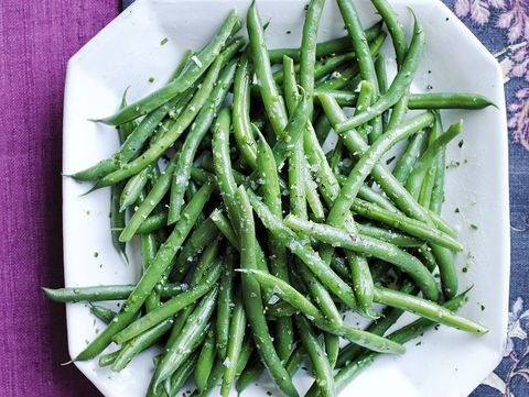 Green Beans with Garlic-Herb Butter