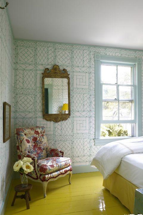 10 Inviting Mint Green Bedrooms - Mint Green Bedroom Decor Ideas
