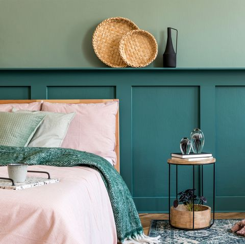 green bedroom ideas two